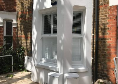 Shutters Fitted In Chiswick.