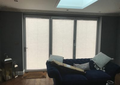 Blinds for Bi-fold doors