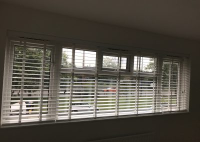 Wooden Venetian Blinds With Tape